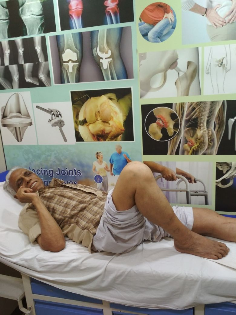 Hip & Knee Replacement Centre|Kandivali West,Mumbai